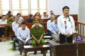 Ông Đinh La Thăng nhận trách nhiệm thay thuộc cấp