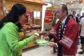 Giám đốc người Nhật bán cua, nước tương… ở Việt Nam