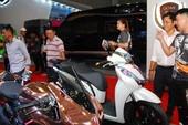Cục Đăng kiểm nói về việc dán nhãn năng lượng xe máy