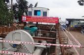 Chính thức thuê siêu máy bơm ở đường Nguyễn Hữu Cảnh