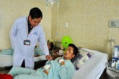 Gắp 800 con sán lá gan trong ống mật bệnh nhân