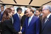 Thủ tướng đối thoại với lãnh đạo các DN hàng đầu Singapore