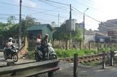 Hơn 4.000 đường ngang trái phép, đường sắt lo tai nạn rình rập