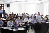 Trịnh Xuân Thanh rút kháng cáo, chấp nhận án tù chung thân
