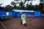 Báo động dịch Ebola bùng phát ở Congo