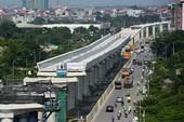Báo cáo Quốc hội dự án metro số 2 Hà Nội