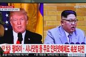 Ông Kim Jong-un bất ngờ 'nắn gân' ông Trump