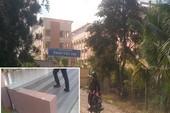 Trường chuẩn quốc gia vô ra bí rị