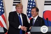 Mỹ-Hàn điện đàm cấp cao về vấn đề Triều Tiên