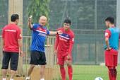 HLV Park Hang-seo tìm thêm cầu thủ cho giải Asiad