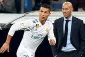 Ronaldo và Benzema cám ơn Zidane