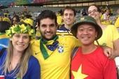 Các tour du lịch Nga xem World Cup nhộn nhịp