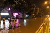 Quận Bình Thạnh lên tiếng về nghi vấn 'ngập đường do phá hoại'