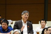 ĐBQH chất vấn Phó Thủ tướng về vấn đề đặc khu