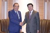 Phó Thủ tướng: Việt Nam cam kết 'ba ổn định' cho nhà đầu tư