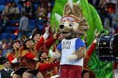 Khai mạc World Cup và món 'đặc sản' Nga