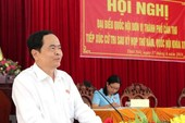 MTTQ VN kêu gọi người dân không để lòng yêu nước bị lợi dụng