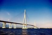Hơn 5.100 tỉ đồng xây cầu Mỹ Thuận 2