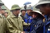 Phó Thủ tướng tới Lai Châu chỉ đạo chống lũ
