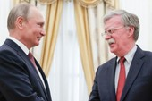 Mỹ-Nga nồng ấm trước thềm thượng đỉnh