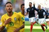Brazil, Pháp, Croatia và Anh sẽ vào bán kết