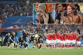 Nước mắt ở Sochi!