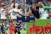 Bán kết World Cup 2018: Nội chiến châu Âu
