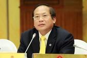 Vì sao ông Nguyễn Bắc Son chưa bị kỷ luật?