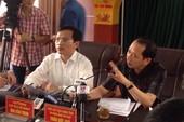 Vụ gian lận điểm ở Hà Giang: Hoàn toàn có thể khởi tố hình sự
