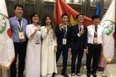 Việt Nam giành 3 HCV Olympic sinh học quốc tế