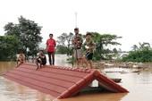 Vỡ đập thủy điện Lào: Hàng trăm người mất tích
