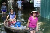 Sống ở Hà Nội phải biết… chèo thuyền