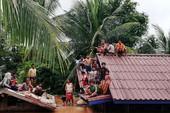 Sông Mekong đã quá tải đập thủy điện