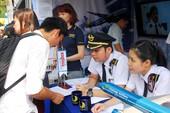 Chờ Vietnam Airlines trả lời tố giác của các phi công