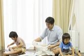Những ông bố bỉm sữa ở Nhật Bản