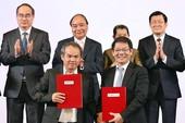 Cú bắt tay 1 tỉ USD giữa bầu Đức và Thaco