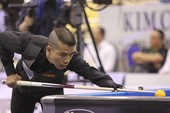 Giải billiards carom 3 băng quốc tế Bình Dương: Đủ mặt anh tài