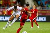 Olympic Việt Nam muốn nhất bảng D