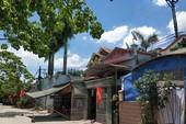 Xây nhà trên chợ bỏ hoang, không được bồi thường