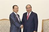 Thủ tướng tiếp đoàn nghiên cứu của Hạ viện Nhật Bản