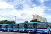 Hà Nội: Hàng loạt xe buýt mới, gắn 3 camera