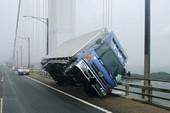 Siêu bão Jebi làm tê liệt nhiều thành phố lớn Nhật Bản