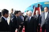 Tổng Bí thư Nguyễn Phú Trọng thăm chính thức Hungary