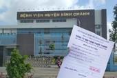 Nhà xác bệnh viện thu tiền cao ngất