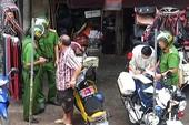 Tổ cảnh sát TT-CĐ cạnh chợ Bà Chiểu thừa nhận sai phạm