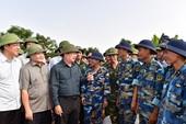 Phó Thủ tướng yêu cầu không chủ quan với bão số 6