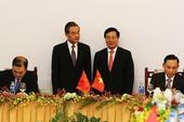 Việt Nam - Trung Quốc trao đổi thẳng thắn về vấn đề trên biển