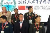 Trung Quốc tổ chức diễn đàn y tế với quân đội Mỹ