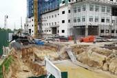 Mở lại đường bị đóng để xây bệnh viện