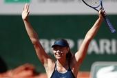 Sharapova không dễ nói lời treo vợt